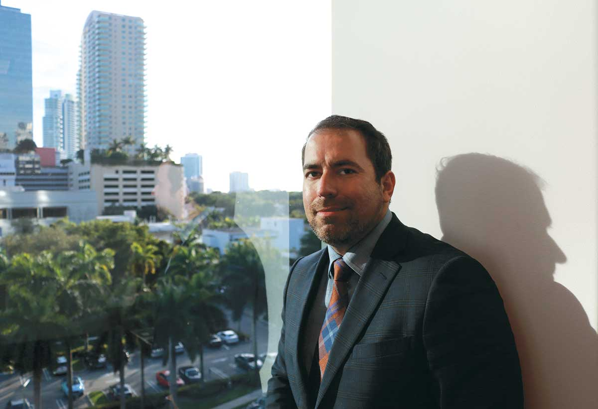 Manny Varas, CEO MV Group USA