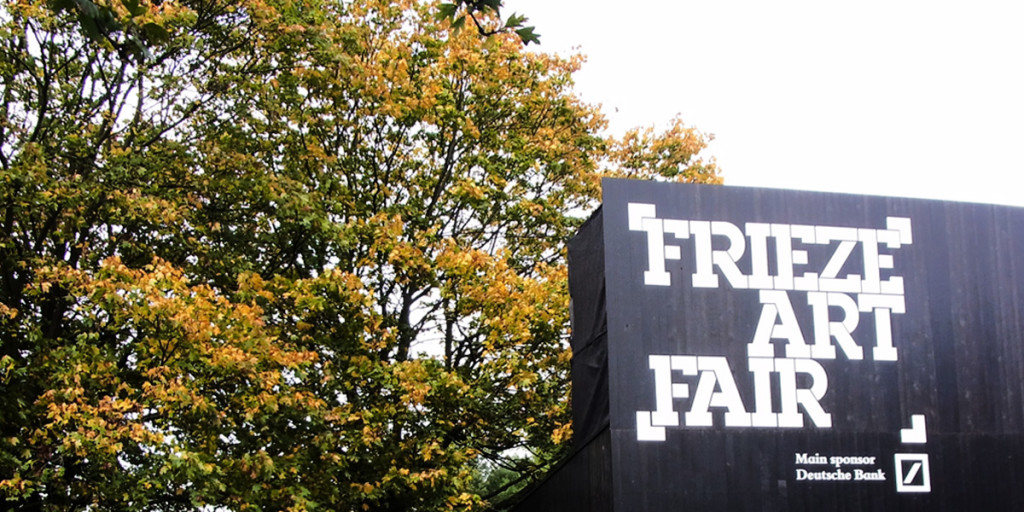 Lo mejor de la semana en frieze art fair london complot for Craft fairs in louisiana