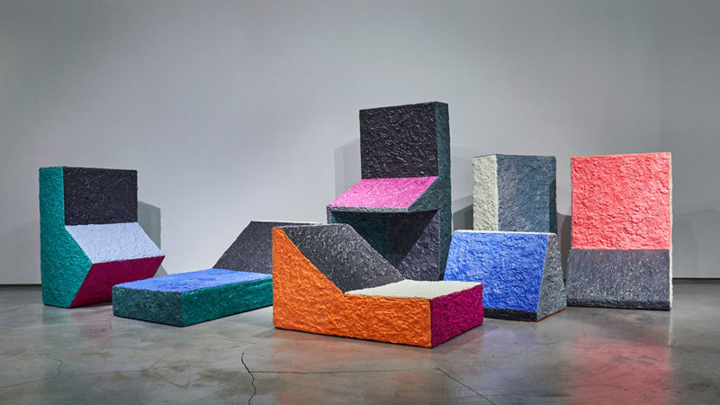 Foam-Series-Sofa-Set-by-Sang-Hoon-Kim-2018-at-Cristina-Grajales-Gallery-courtesy-of-Cristina-Grajales-Gallery