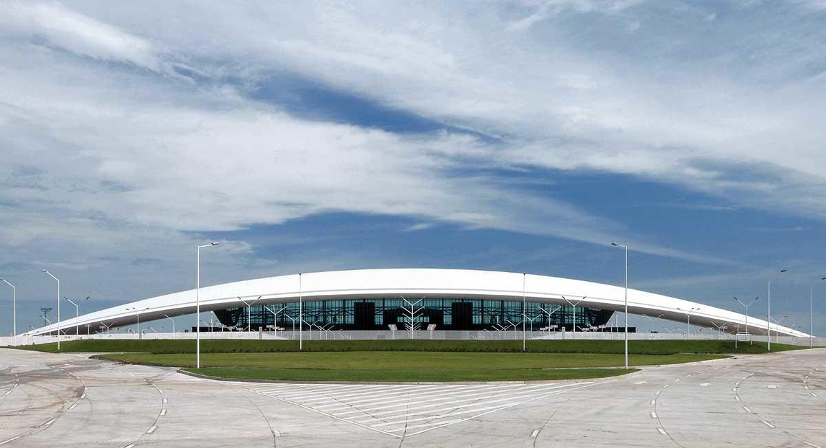 Aeropuerto, Carrasco, Uruguay, Montevideo