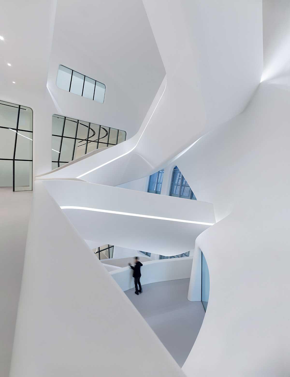 Dongdaemun Design Plaza, Corea, Seúl, Seoul, Zaha Hadid ®Virgil Simon Bertrand