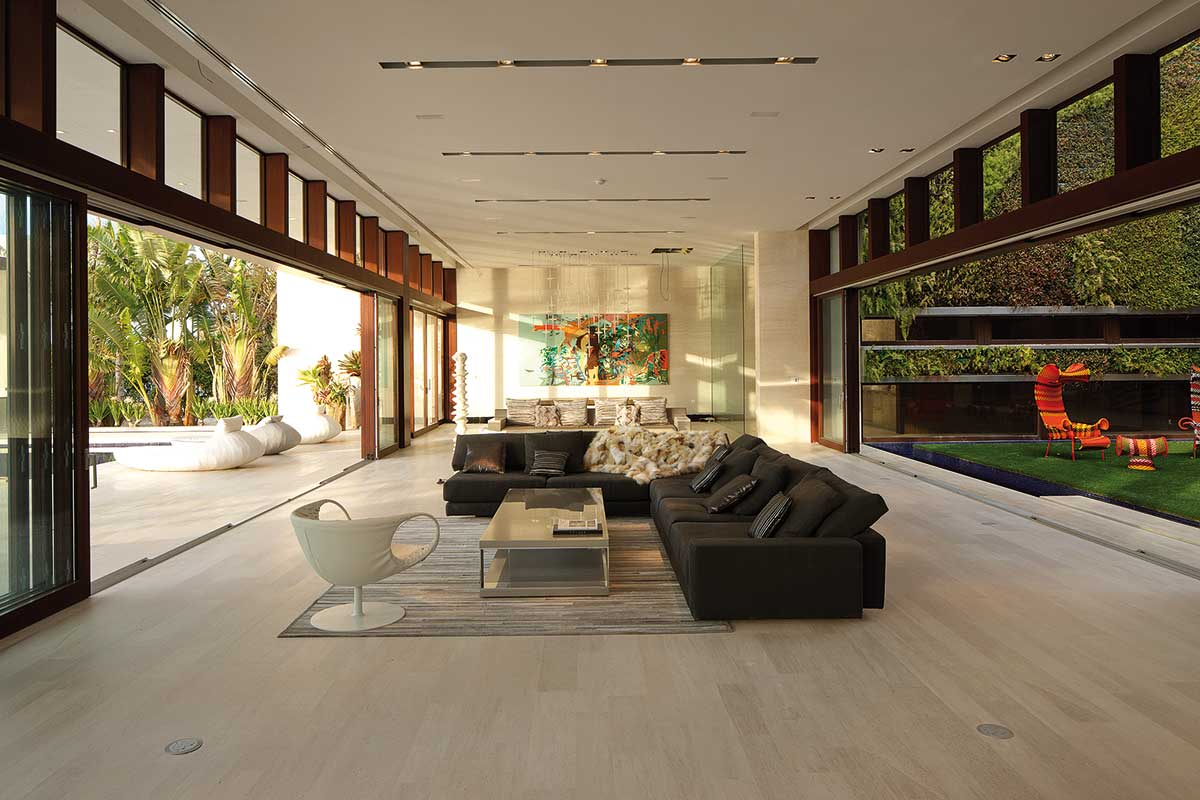 Indian Creek Island House, Rene Gonzalez, Miami Beach