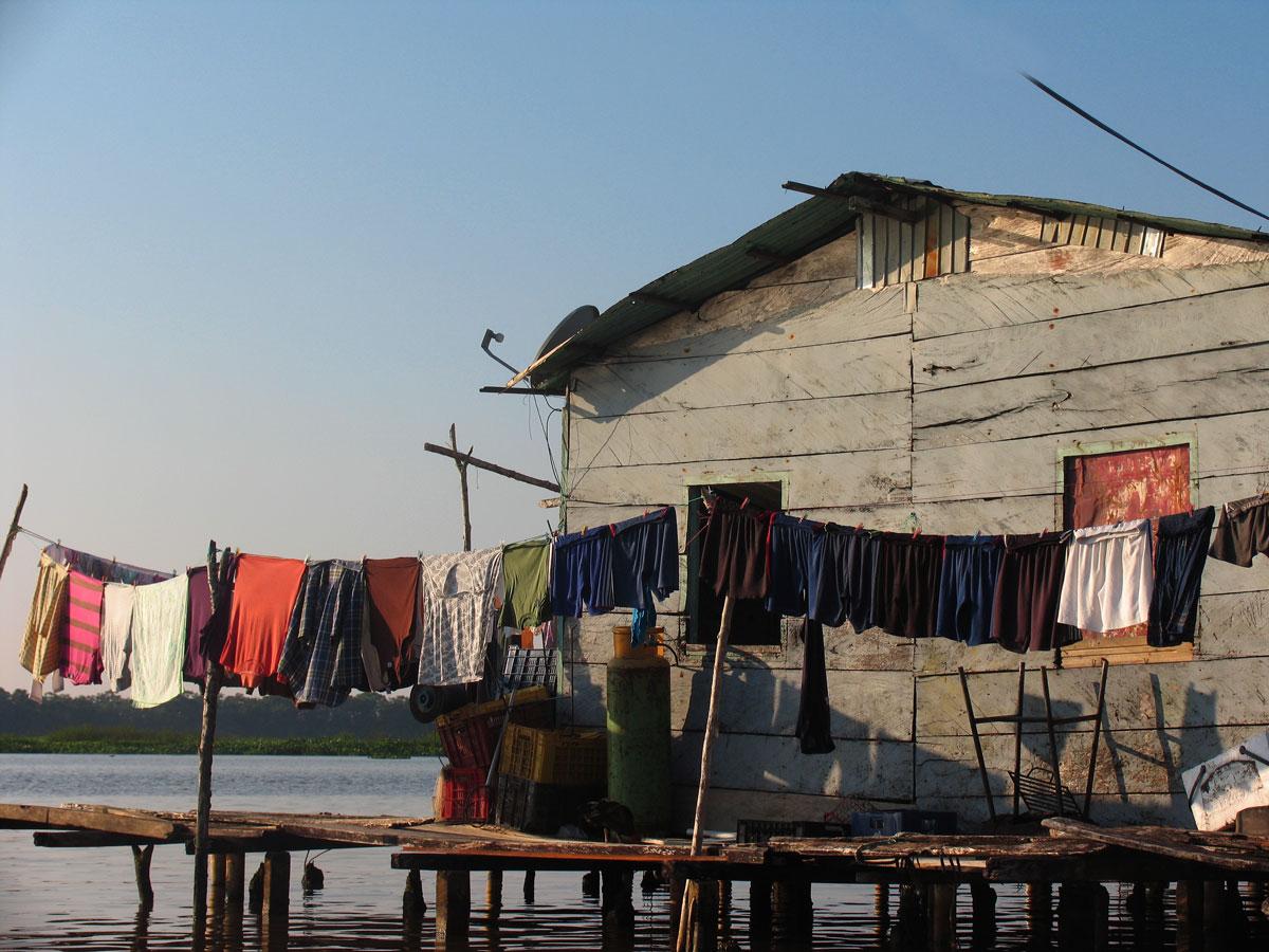 Palafitos, Lago de Maracaibo, Catatumbo