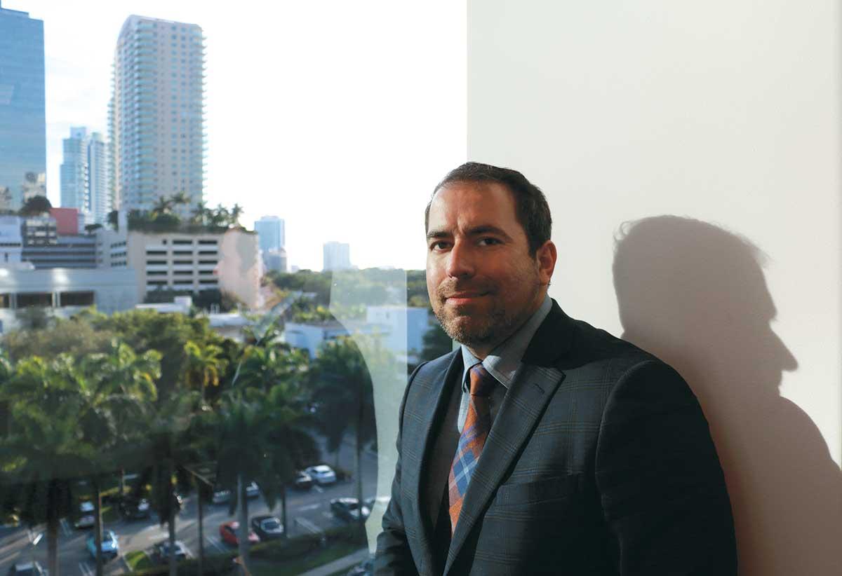 Manny Varas, CEO MV Group USA