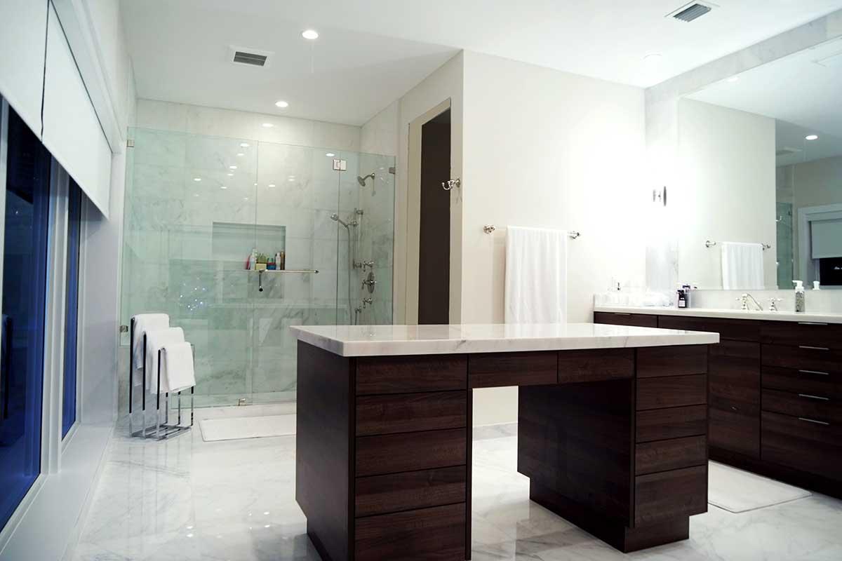 bathroom, baño, miami, MV Group USA