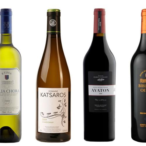 Los 6 vinos griegos que debes conocer