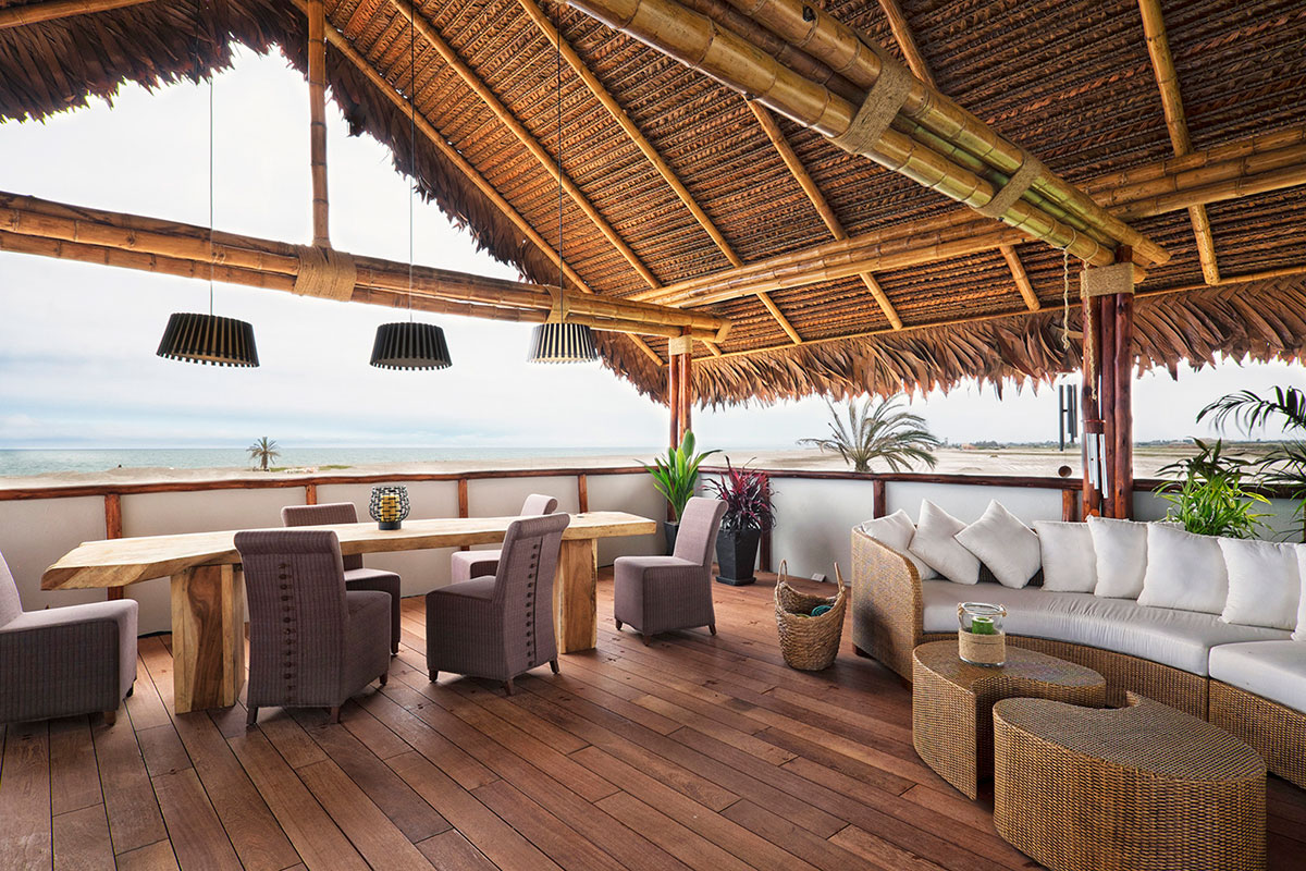 Una Casa Para El Robinson Crusoe Moderno Y Con Dinero