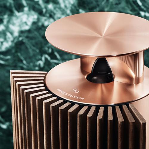 Bang & Olufsen Love Affair, alta tecnología en oro rosado