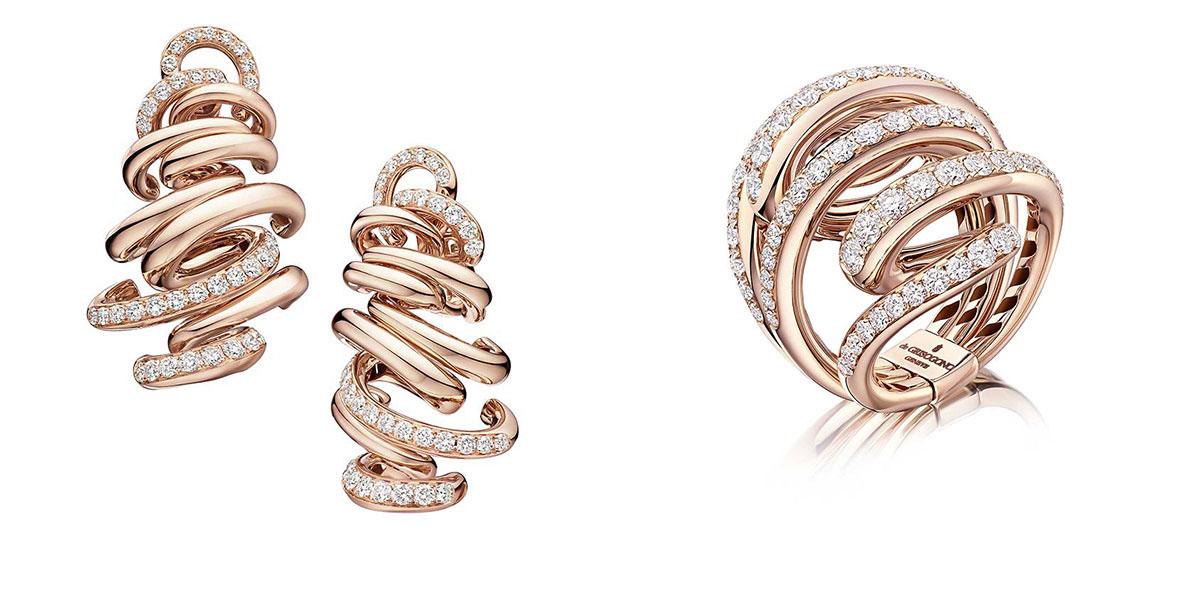 De-grisogono-anillo-zarcillo-Vortice