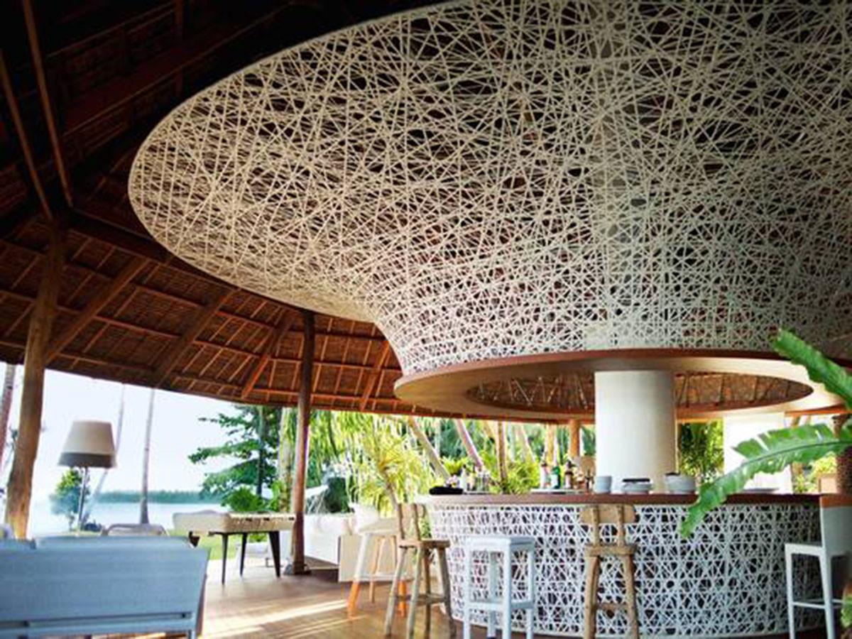 Dedon Island Bar