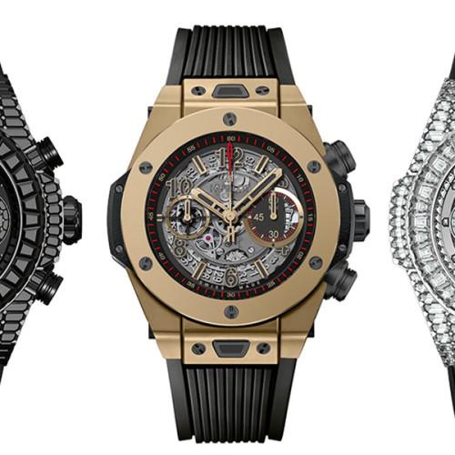 El reloj de los 10 millones de dólares, Big Bang Unico de Hublot
