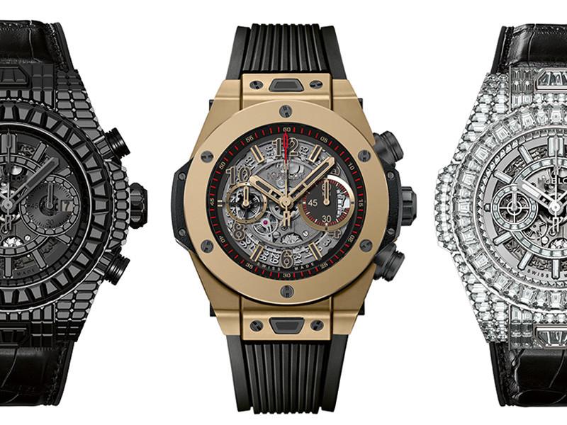 Hublot-Big Bang Unico 10-million-watch