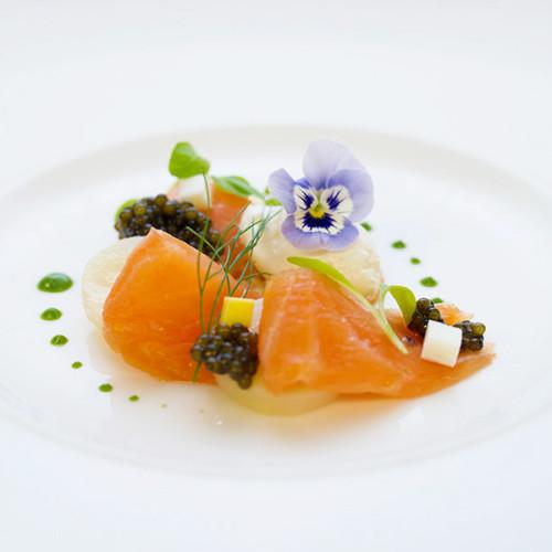 Restaurante Palme D'Or, Alta Gastronomía francesa sin temores