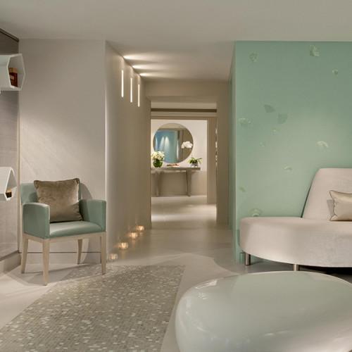 Spa Valmont en el Hotel Le Meurice, a cuerpo de Reyes