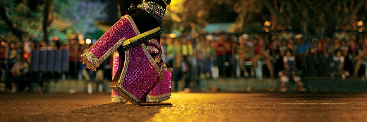 Barranquilla. Que Dios, o el diablo, me agarren bailando cumbia. (Parte I)