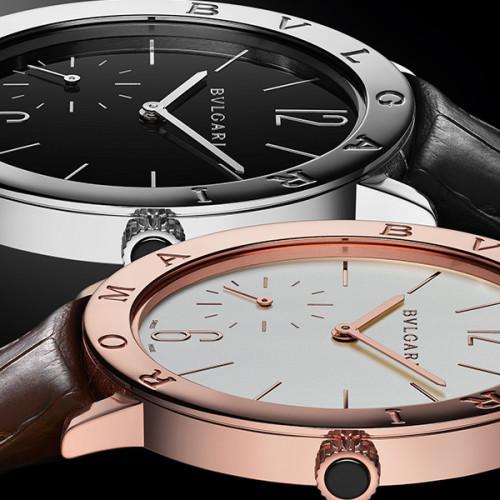 El reloj Bulgari Roma cumple sus primeros 40 años