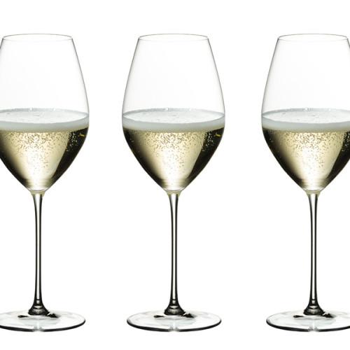 Bye bye flautas, bienvenida la nueva copa de champagne