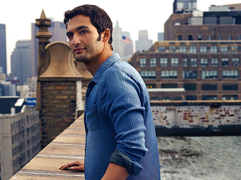 Jason Silva rooftop