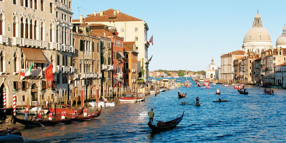 venecia-gran-canal-regatta