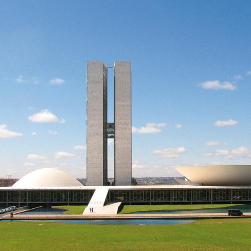 Brasilia, la arquitectura moderna en todo su esplendor