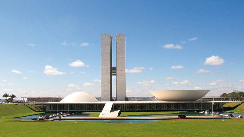 Brasilia-congreso