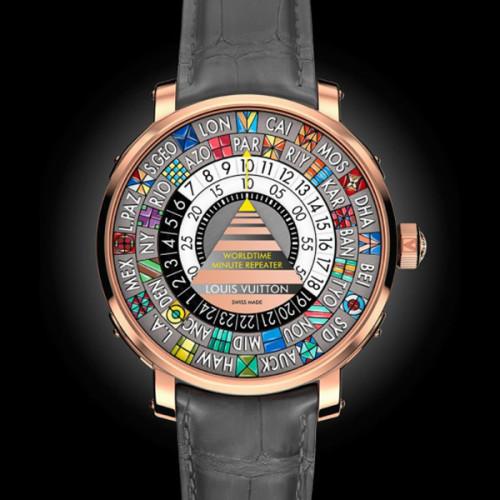 El reloj para el verdadero trotamundo (con mucho dinero)
