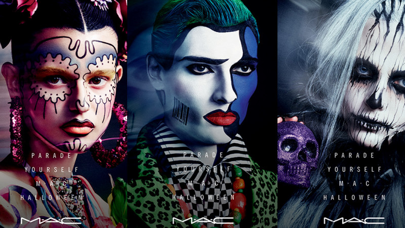 Maquillaje MAC-Halloween