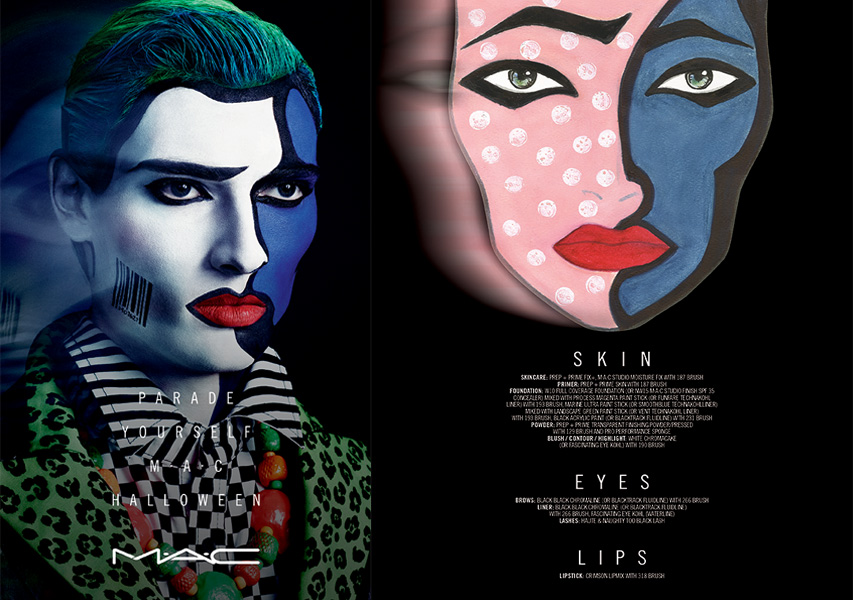 Maquillaje de Pop-Icon-por-Lyle-Reimer
