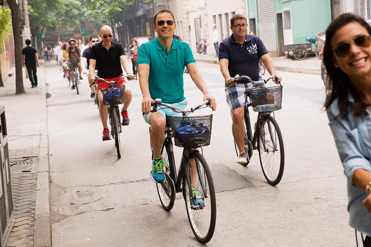 Shanghai-en-bicicletas