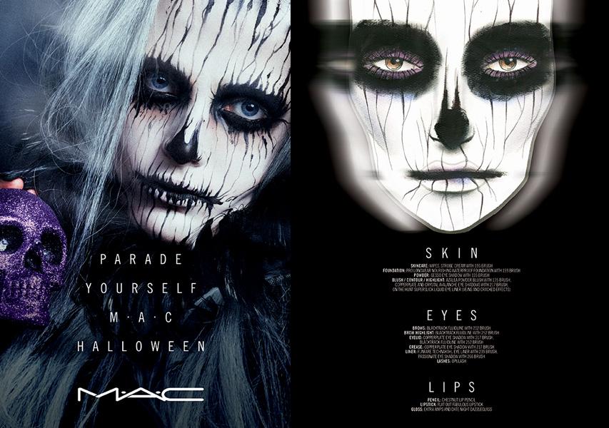 Maquillaje de Zombie-por-Matt-King
