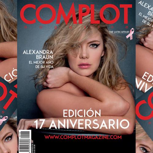 Celebrando los 17 años de Complot Magazine