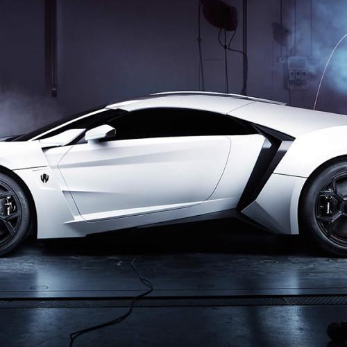 El nuevo Lykan HyperSport, ¿el coche mas caro del mundo?