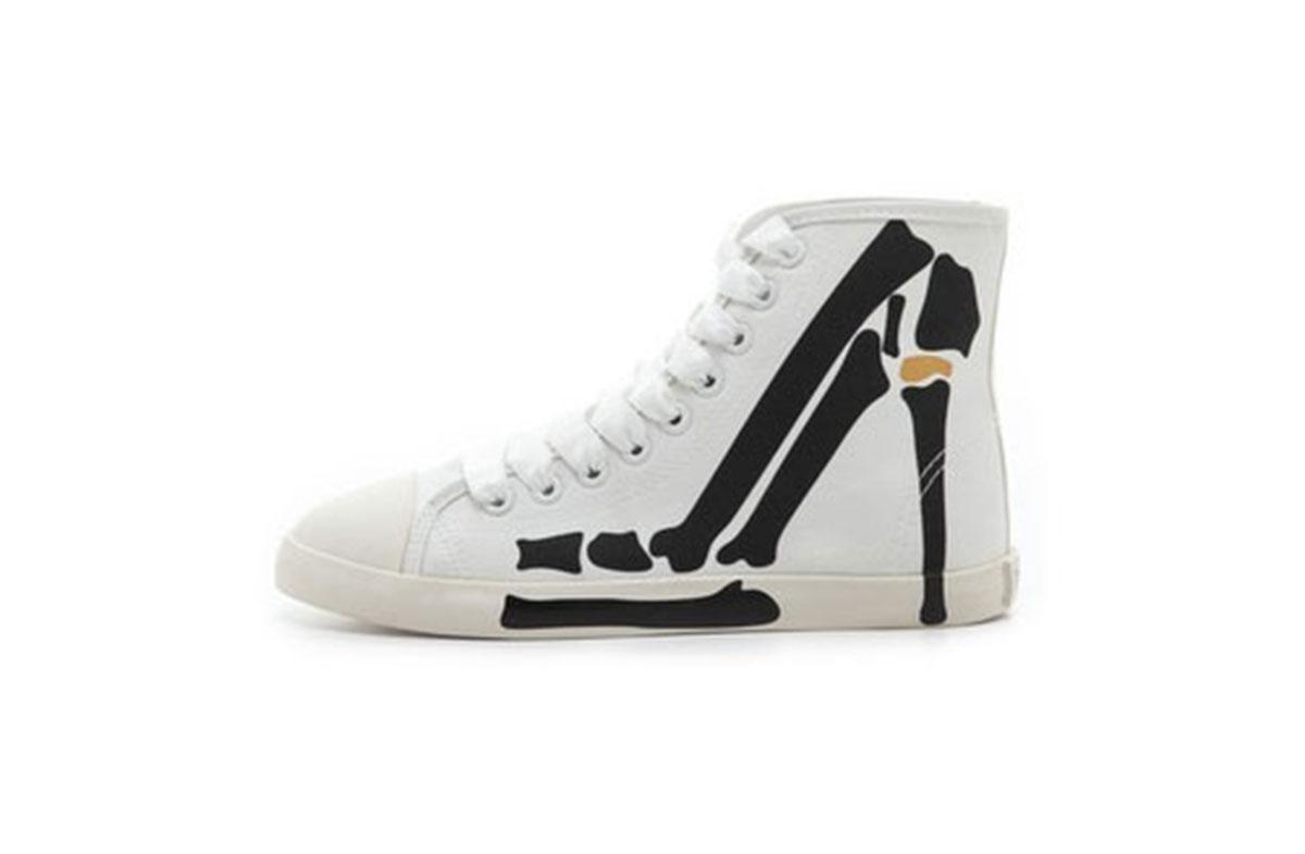 _Skeleton-High-Top-Sneakers-Be&D,