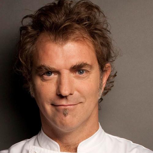 Alan Hughes: Todo cocinero debe tener temple de acero, nervios de titanio y espíritu de oro
