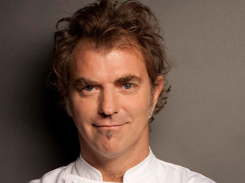 el Chef Alan Hughes