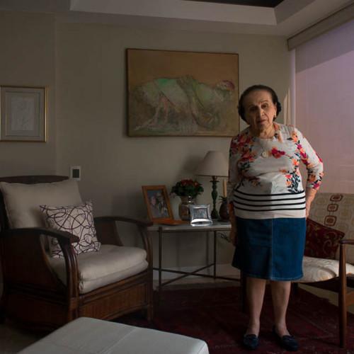 Roselena Tejeda: la mujer que todos los días baila la conga