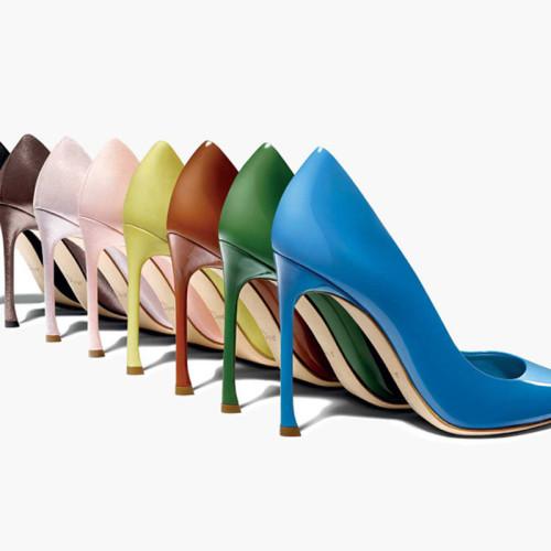 Dior reinventa el stiletto más famoso del mundo