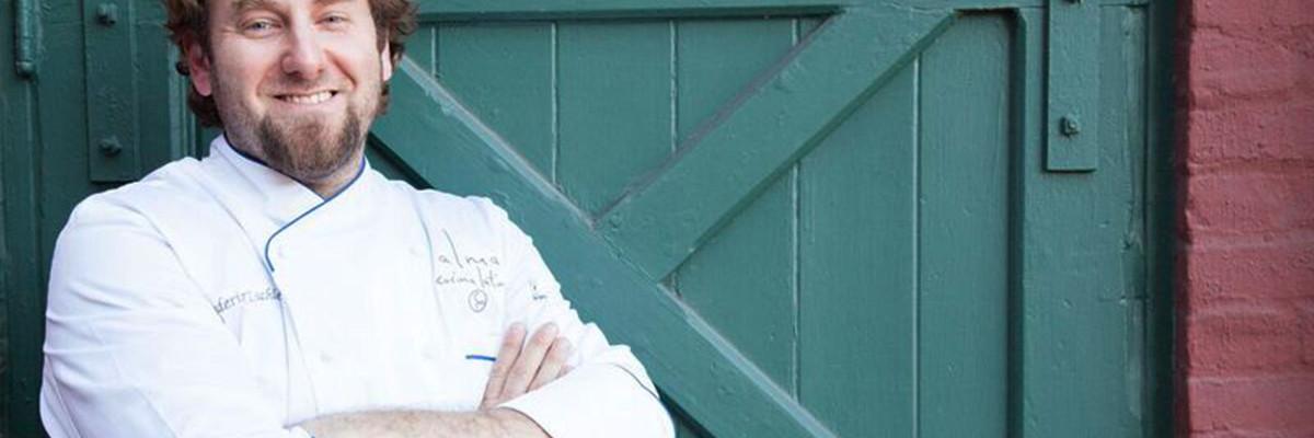 Federico Tischler: autor de la mejor comida latina en Baltimore