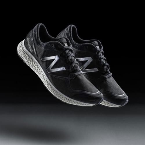 El futuro es ahora, suelas de zapato impresas en 3D