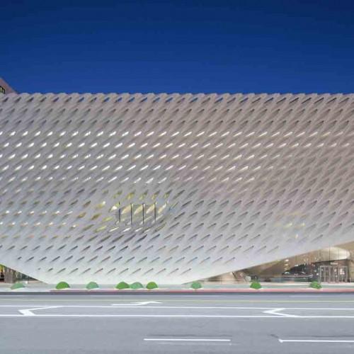 The Broad: un nuevo museo de arte moderno en Los Angeles