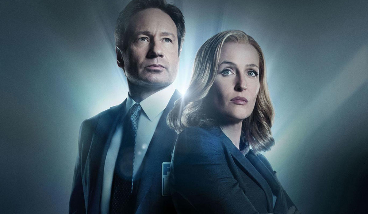 The X Files 2016
