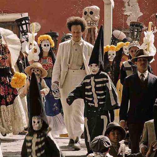 Eisenstein en Guanajuato: Las historias de un ruso perdido en las calles de México