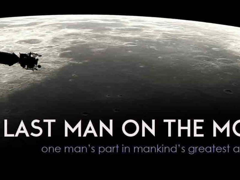 Documental The last man on the moon