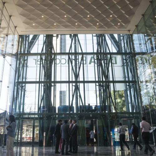 BBVA Bancomer, el gran edificio antisísmico en Ciudad de México