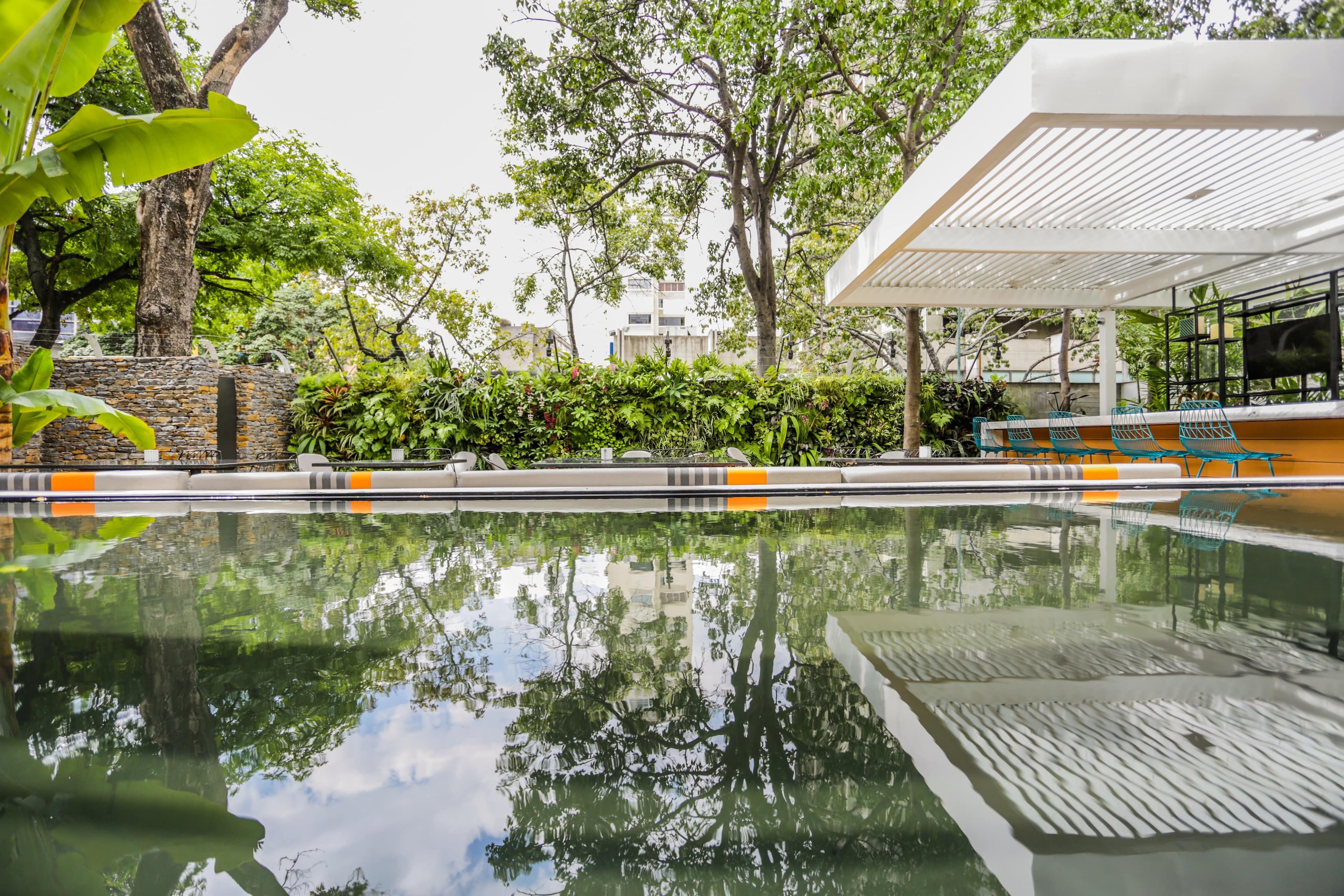 La Esquina Hotel VIP Altamira, Caracas / Foto: sigridjelambi.com