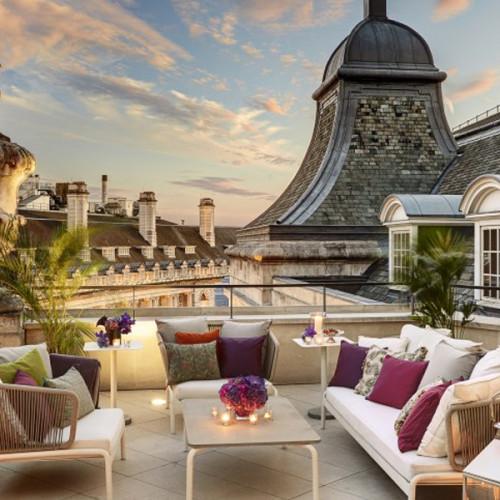 4 hoteles europeos que tienes que visitar