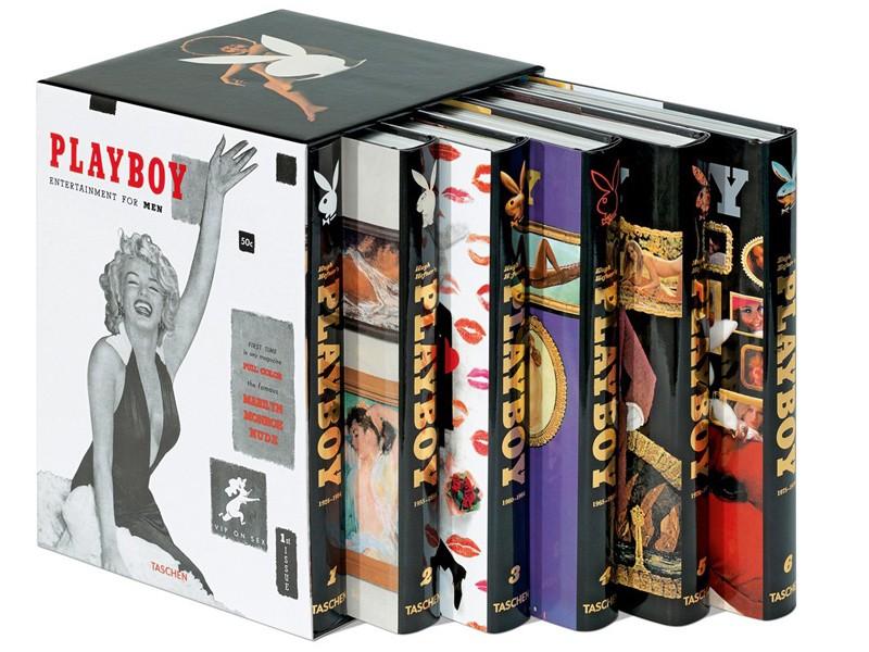 Hugh Hefner Taschen Playboy