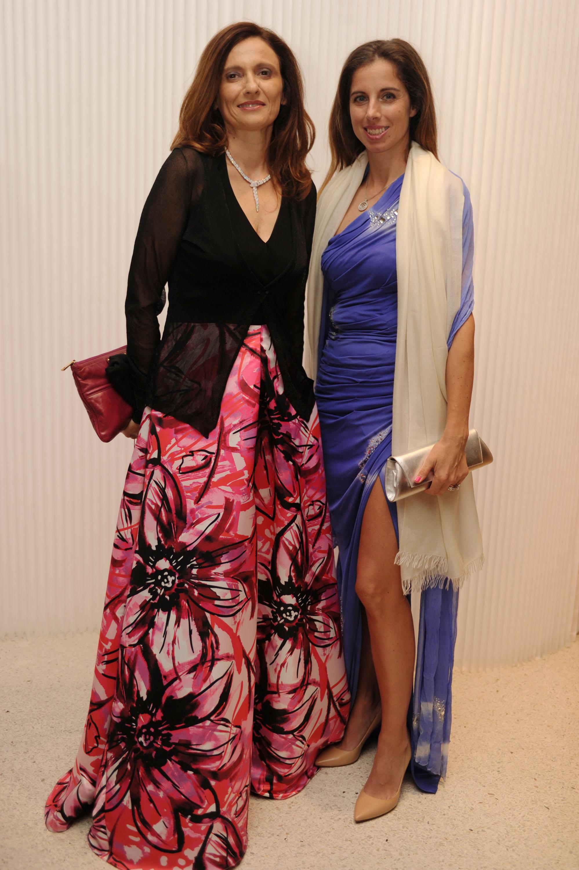 Marta Vecchi y Emmanuelle Gagliardi