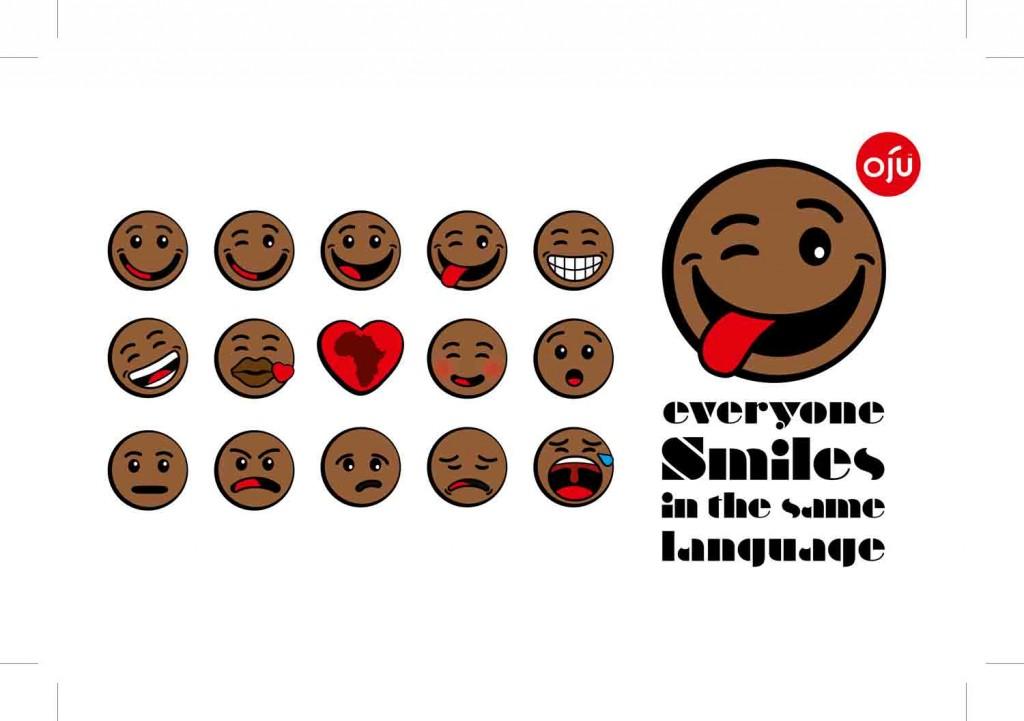Los Emoticones de Oju Africa