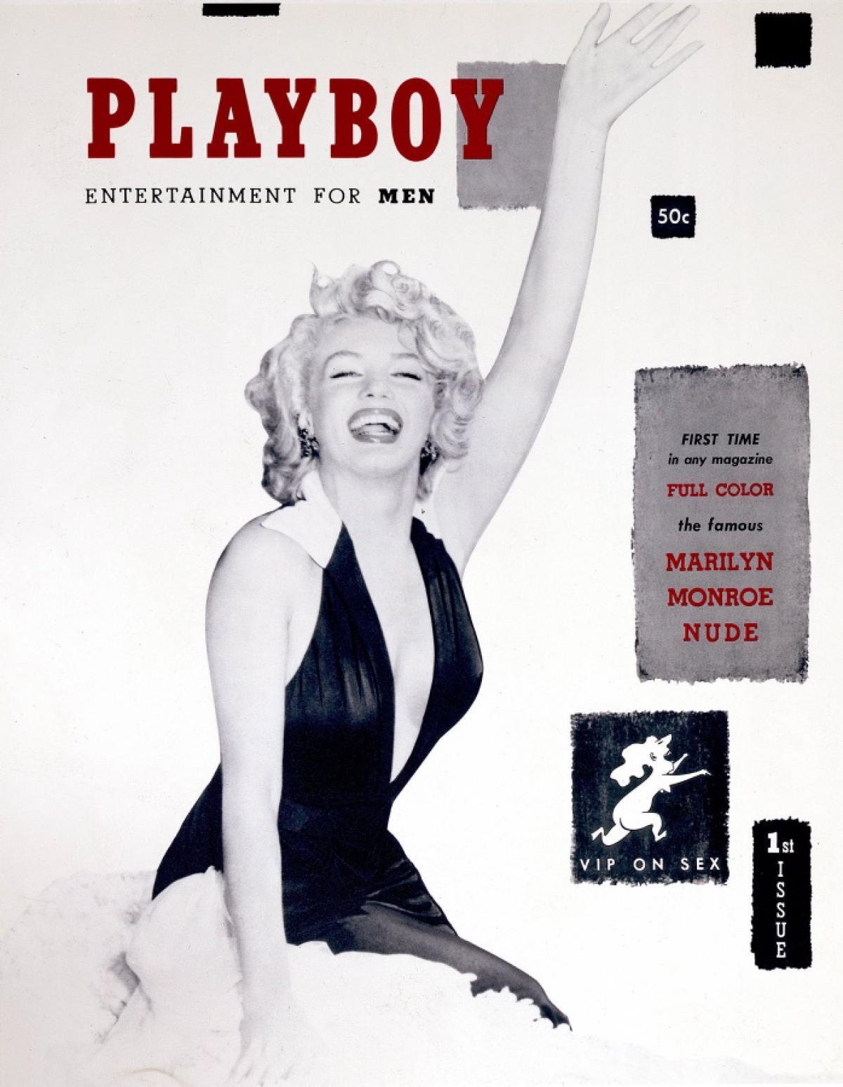 Playboy first edition